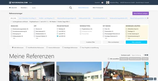 Die neue, branchenübergreifende Plattform für Dienstleister